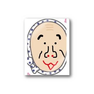 変わり者 Stickers