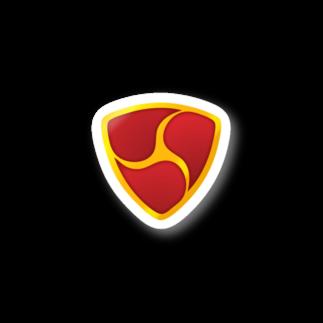 KURINOYA - クリノヤのNEM 絢爛 Stickers