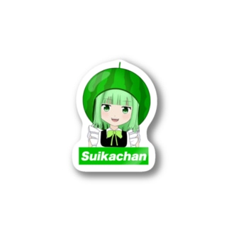 すいかちゃん Sticker