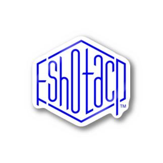 shotac印 Original Logo Stickers