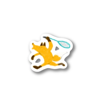きつねくん Stickers