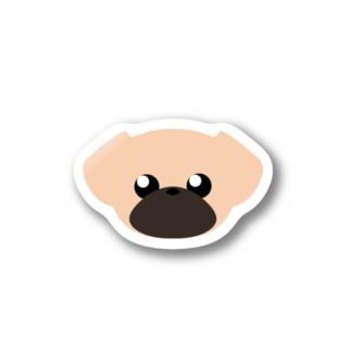 ペキニーズ Stickers