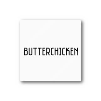 バターチキンカレー   Stickers