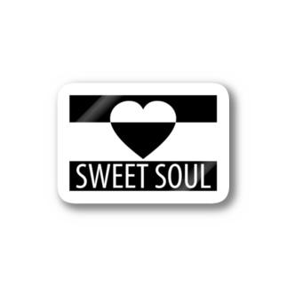 United Sweet Soul MerchのSweet Soul Stickers