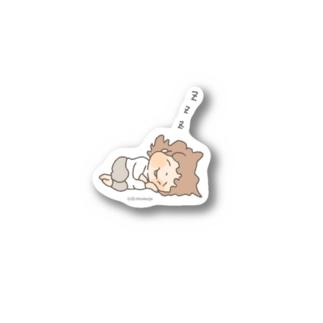 ひたすら眠い Sticker