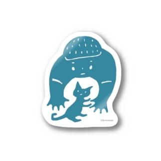 ねこloveなヒト Sticker