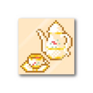 ティーセット 〜紅茶とともに。シリーズ〜 Sticker