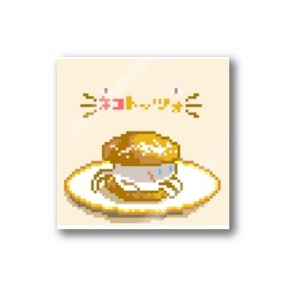 ネコトッツォ Sticker