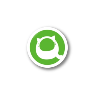 Qiitan ステッカー Sticker