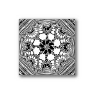 Deep Mandelbrot 004 Stickers