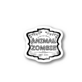 アニマルゾンビ★ロゴ Sticker