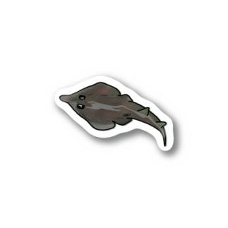 snaggedgorillaのサカタザメ Sticker