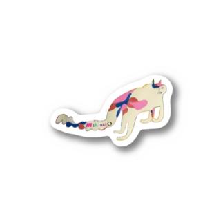 mikeneko Stickers