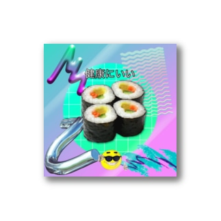 HEALTHY OSUSHI Stickers