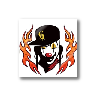 GENERATIONSロゴ Stickers