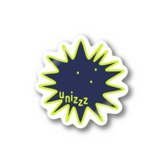 uniくん Stickers