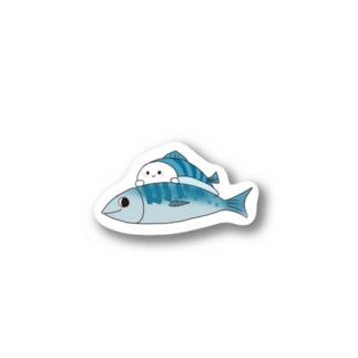 サバGO☆ Stickers