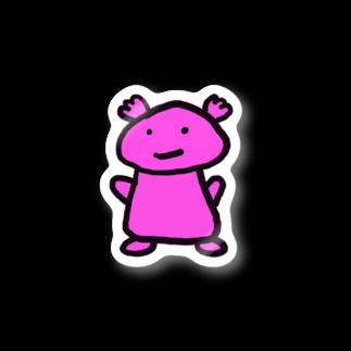 Suntauyoのウーパーくん Stickers