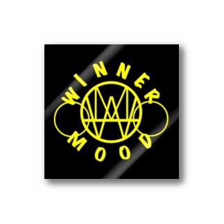 WINNERMOOD Sticker