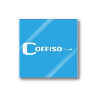 COFFISO Stickers
