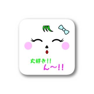 Uchinoko Fan Club 2 (大好き・ん~! !)(ステッカー) Stickers