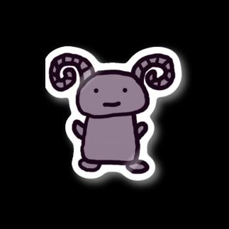 Suntauyoのオヒツジウーパーくん Stickers