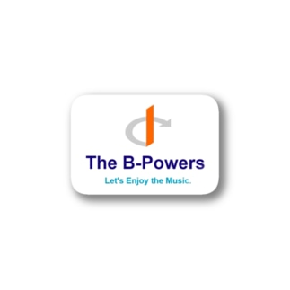 The B-Powers Stickers