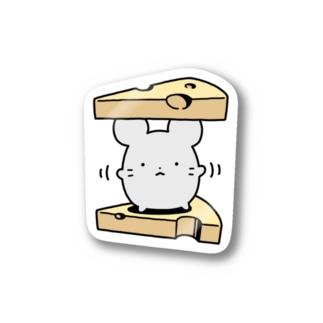 ねずみ(踊り) Sticker