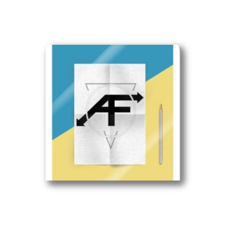 AFTER FESTIVALオリジナルトートバッグ【公式グッズ】 Stickers
