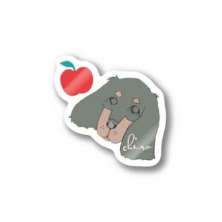チロちゃん Stickers