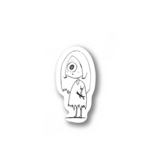 👁 Stickers