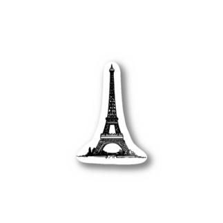La tour Eiffel Stickers