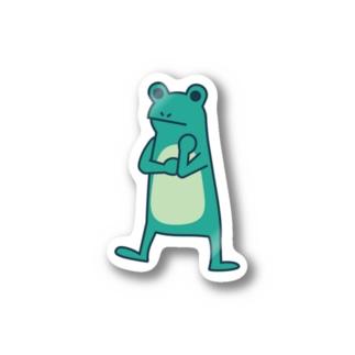 ふろぐん Stickers