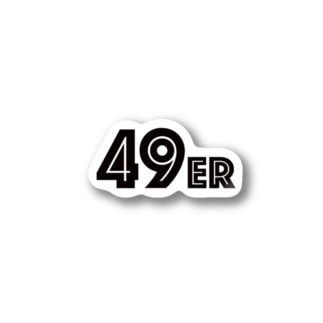 49er Stickers