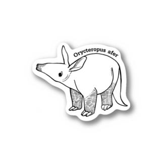 Orycteropus afer ステッカー