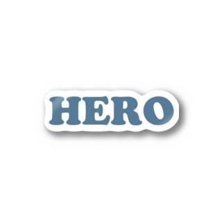 HERO 英雄・ヒーロー Sticker