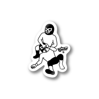 CONTRA MATCH#6 Sticker