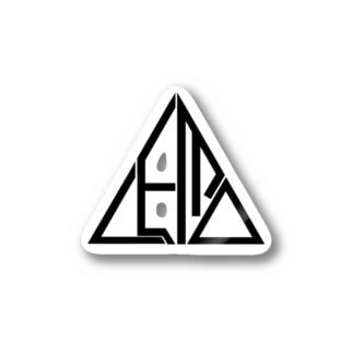 LOGO:TRIANGLE Stickers