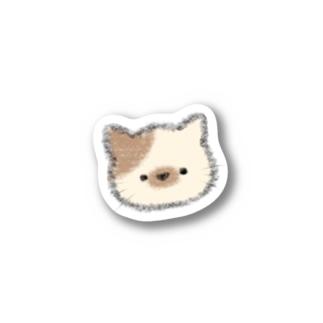 クレヨンねこ Sticker