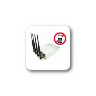 電話妨害器に対する需要 Stickers