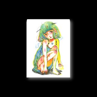 福井伸実の危うい天使ちゃんステッカー