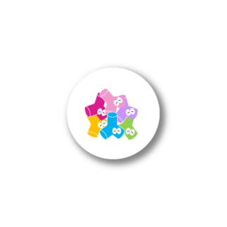 テトラポットのTotteちゃん Stickers