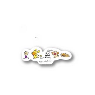 POCOMIN Stickers