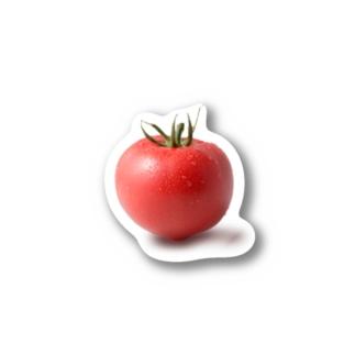 ネギより高いトマト Stickers