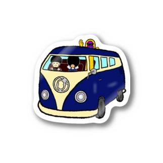 ゴトロカー Stickers