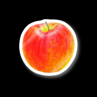 Hesperiidaeのいろえんぴつリンゴステッカー