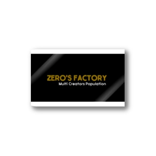 ZFステッカー Stickers