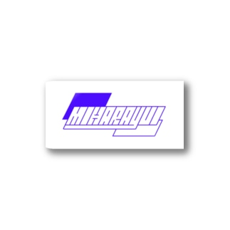 MHR2 Stickers