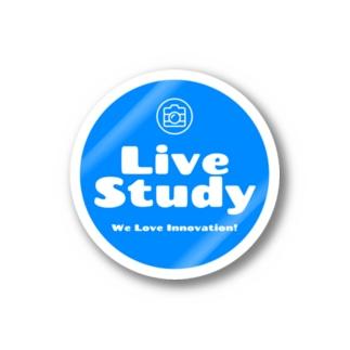 Live Study(らいすた)公式グッズ Stickers