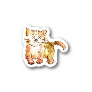 のらねこ Stickers